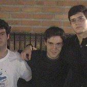 Primeiro show, em 2003