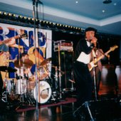 Lucerne Blues Festival, Switzerland w/ Lenny Lynn, Rob Waters, Harlan Terson, Mike Schlick