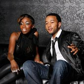Estelle & John Legend