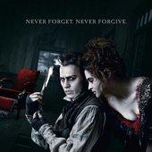 Johnny Depp and Helena Bonham Carter