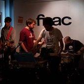 Concierto Fnac 02/12/2009