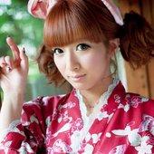 new kimono photoshoot