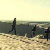 TDL beim Wüstenlauf © Grit Siwonia