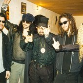 With Coffin Joe (São Paulo, January, 1996) - 1