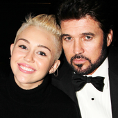 Miley & Billy Ray Cyrus