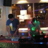 Phyroxin & Sekotis live @ Deja music, Quadrant lounge, Wolverhampton 29/04/10
