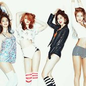 원더걸스 (Wonder Girls)