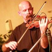 George Zienowicz at Fernwood Celtic Festival 2008