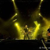 Golden Earring LIVE (copyright: Frans van Arkel)