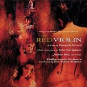 Joshua Bell, Esa-Pekka Salonen; Philharmonia Orchestra