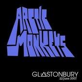 Glastonbury 2007: Arctic Monkeys (22/06/2007)