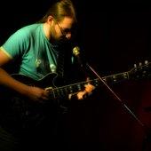 Samo Turk on guitar