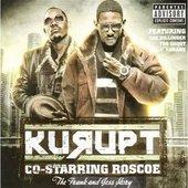 Kurupt Co-Starring Roscoe