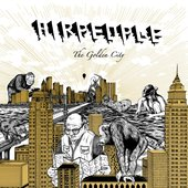 Debut album 'The Golden City' - out september 25th 2009