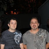 October 2009 - Band Line Up