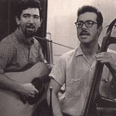 jerry garcia and robert hunter 1963