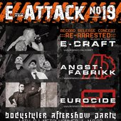 "E-Craft Record Release Konzert ""Re-Arrested\"" - new Show"