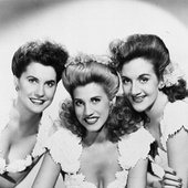 The Andrews Sisters & Danny Kaye