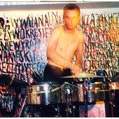 MOŁR DRAMMAZ / Wojciech Kucharczyk, solo, in Bełchatów 1999