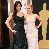 Kristen Bell & Idina Menzel