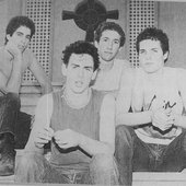 Bad Religion around 1980-81