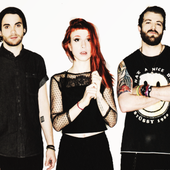 Paramore for Blunt Magazine [PNG]