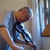 Colin - violin