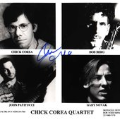Chick Corea Quartet