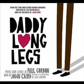 Daddy Long Legs musical soundtrack cover
