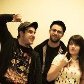 Zac, Jeremy e Elektra Mosley!