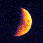 photo of the moon taken 15.8.10