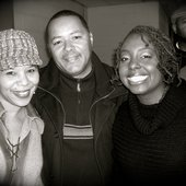 Monet, Najee & Ledisi @ BB Kings ~NYC
