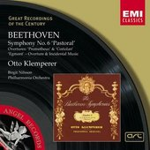 Beethoven : Overtures/Egmont Incidental Music/Symphony No.6