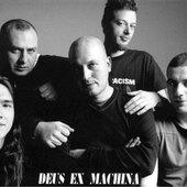 Deus Ex Machina Athens 2