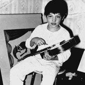 Markus Roschers 1. Gitarre (1966)