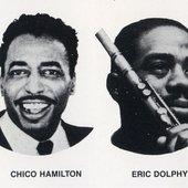 Chico Hamilton & Eric Dolphy