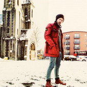 Thom Yorke February 2013.