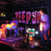 Zeerok Live in El Paso Texas Moonlight Pizza 2004