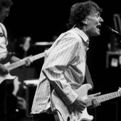 Eric Clapton and Steve Winwood at Madison Square Garden