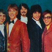 Los Bravos con Bob Wright 1969