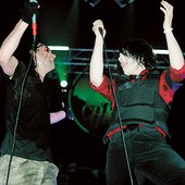 My Chemical Romance and The Used
