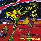 Evil Giraffes on Mars