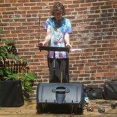 at Baltimore Electronic fest 2009