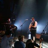 Clay Colton Band at Vieja's