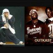 Eminem vs. Outkast