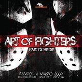 Art Of Fighters Feat Nikkita