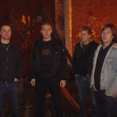 Swedish Oi! band with sharp attitude