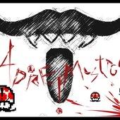 Adore MUSTAGE! (logo)