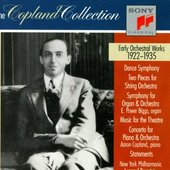 Aaron Copland; London Symphony Orchestra