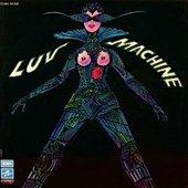 1973 Luv Machine (Alternate Cover) Vinyl LP Columbia (EMI) 2 C064-94538